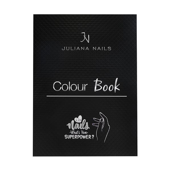 Colour Book - Knjiga za prezentaciju boja - JUliana Nails
