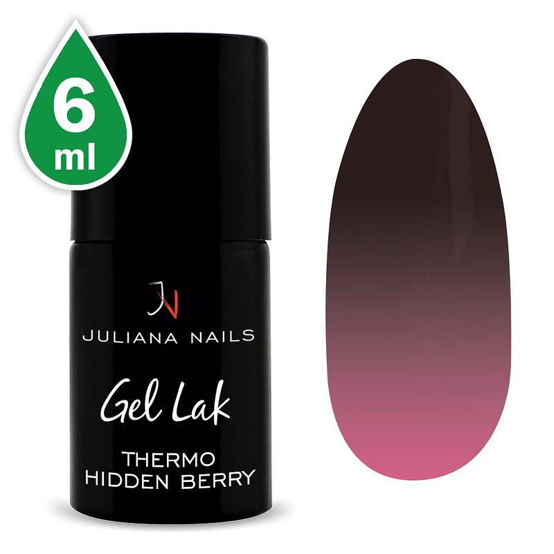 Gel lak (trajni lak) Termo Hidden Berry 6ml