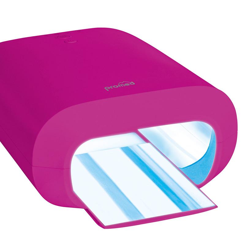 Promed UV lampa - ružičasta
