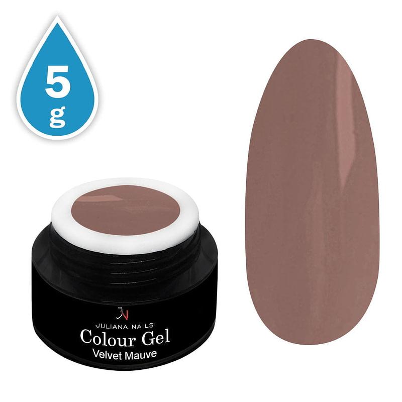 Gel u boji Velvet Mauve 5g