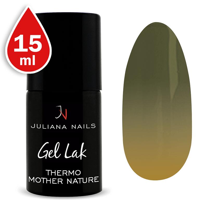 Gel lak (trajni lak) Termo Mother Nature 15ml
