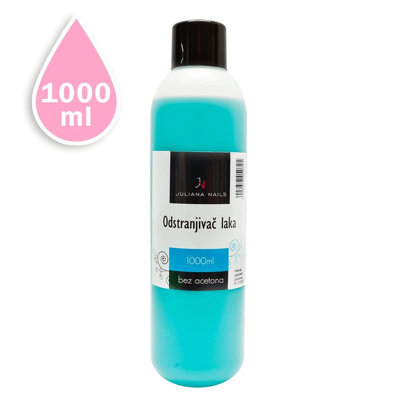 Odstranjivač laka (bez acetona) 1000ml
