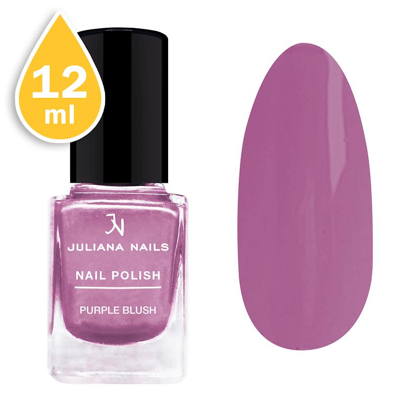Lak za nokte Juliana Nails 12ml – purple blush