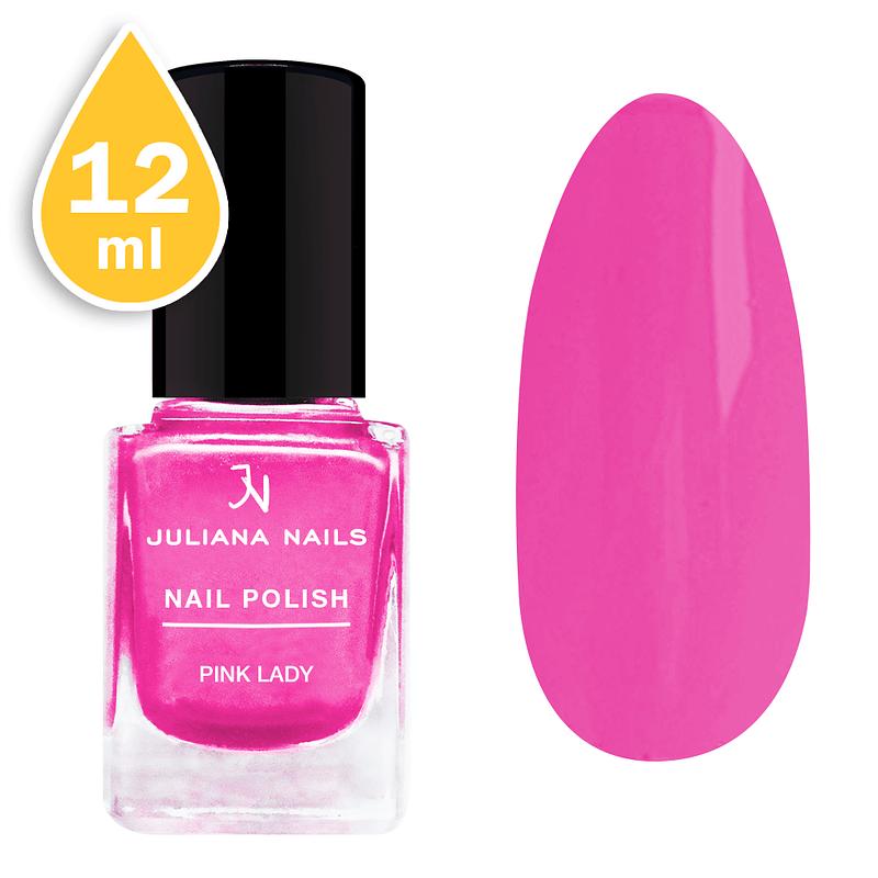 Lak za nokte Juliana Nails 12ml - pink lady