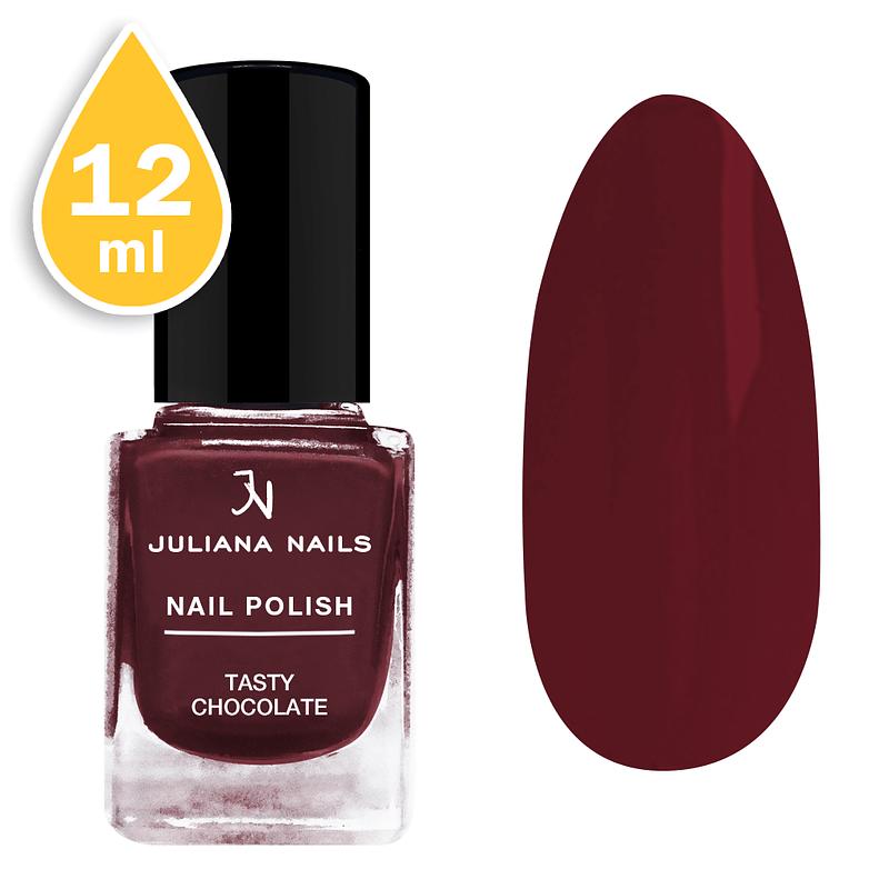 Lak za nokte Juliana Nails 12ml - tasty chocolate