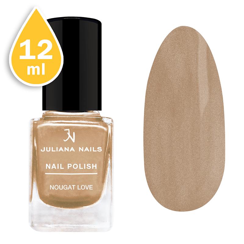 Lak za nokte Juliana Nails 12ml - nougat love