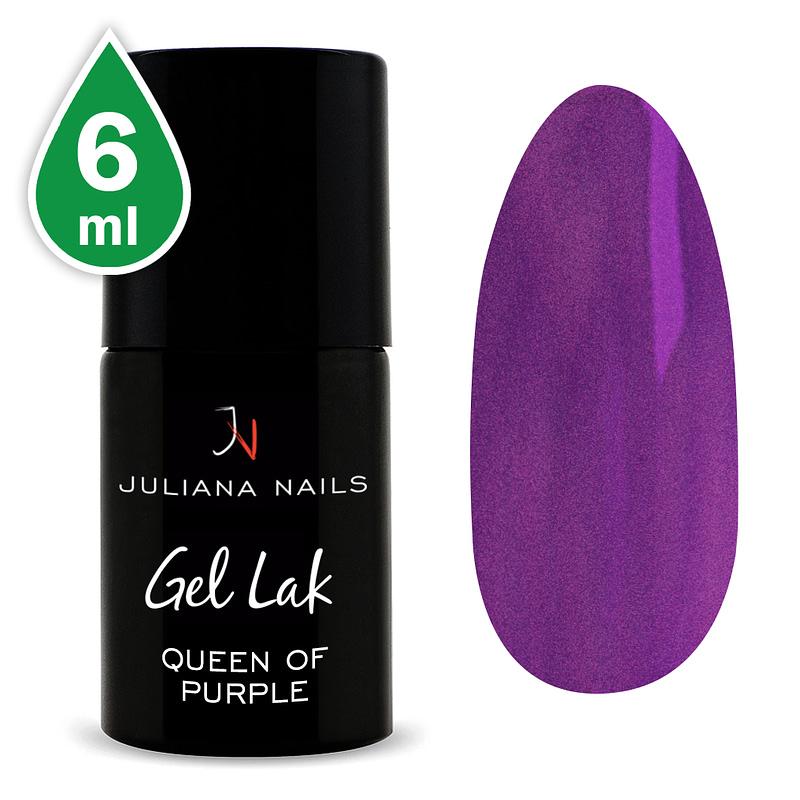 Gel lak Queen Of Purple 6ml