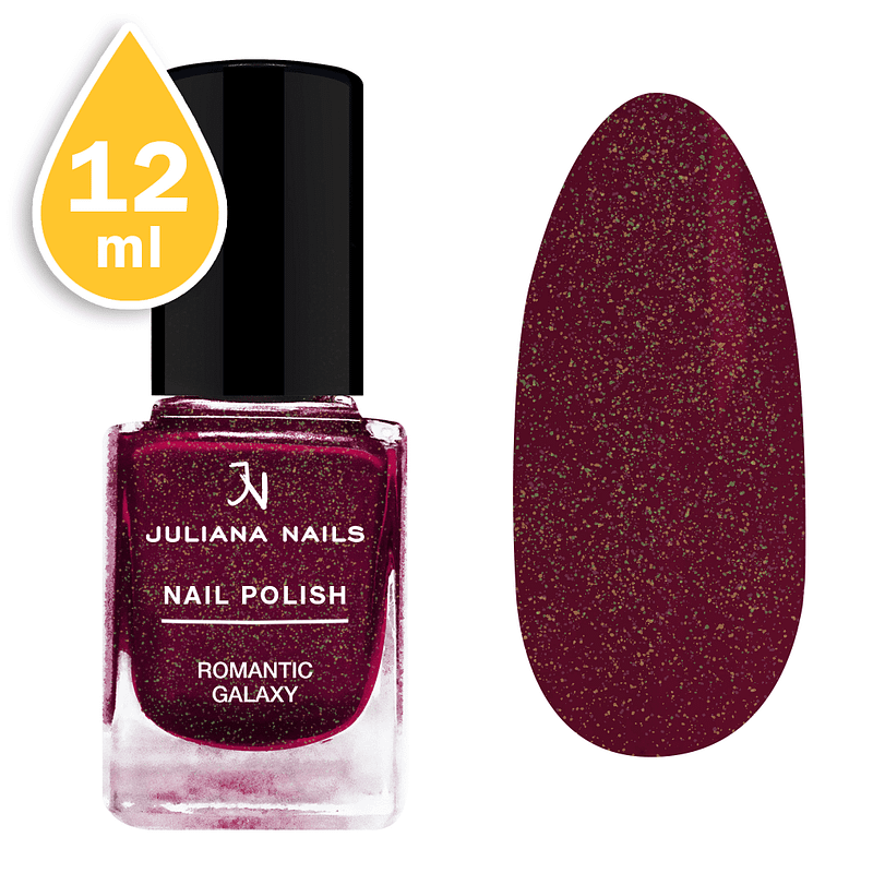 Lak za nokte Juliana Nails 12ml - romantic galaxy