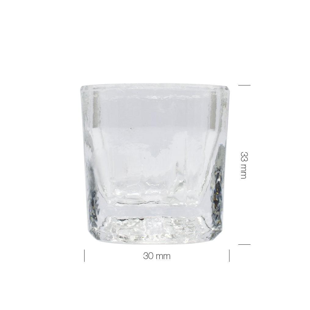 Staklena čašica
