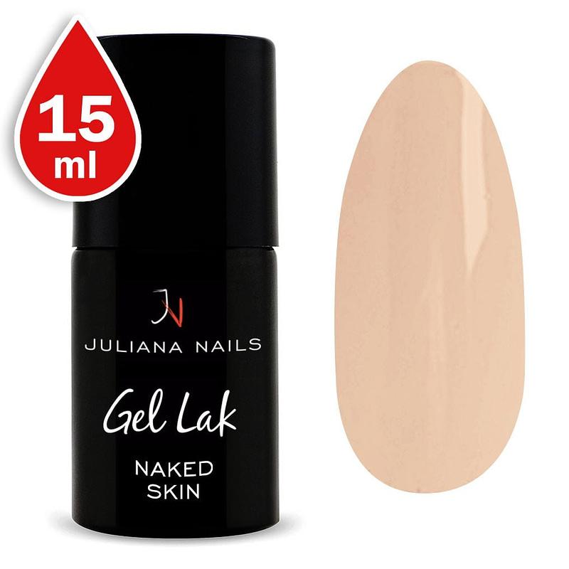Gel lak (trajni lak) Naked Skin 15ml