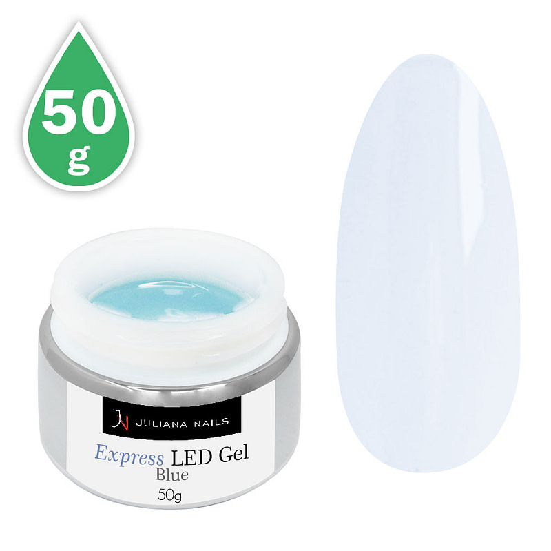 Express LED Gel Blue 50g