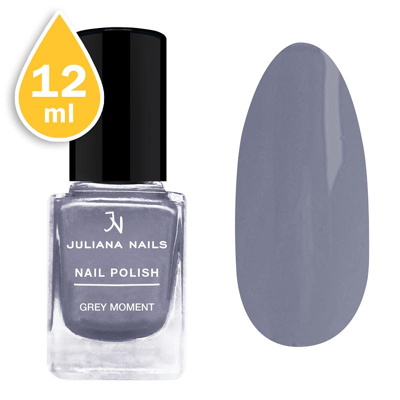 Lak za nokte Juliana Nails 12ml - grey moment