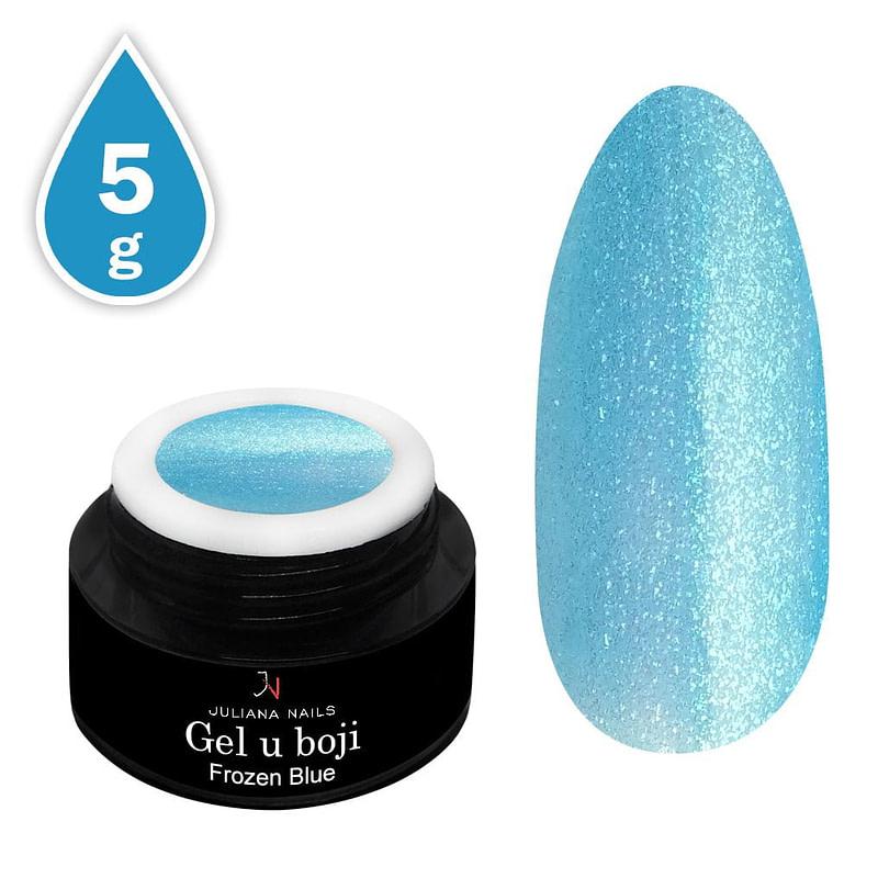 Gel u boji Frozen Blue 5g
