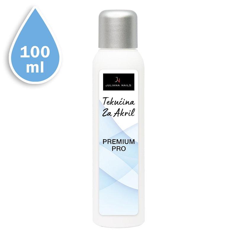 Tekućina za akril Premium Pro 100ml ljubičasta