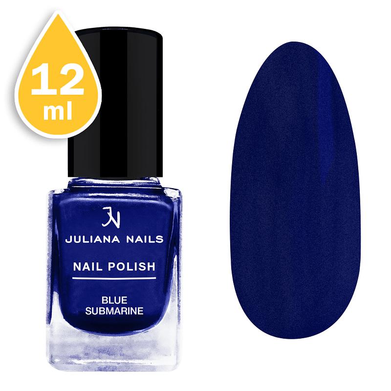 Lak za nokte Juliana Nails 12ml – blue submarine