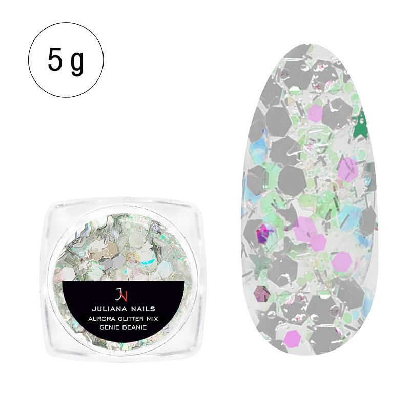 Aurora Glitter Mix - Genie Beanie