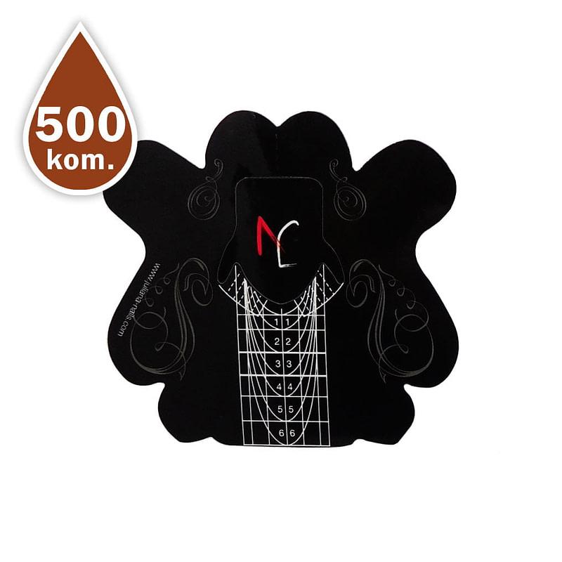 Šablone JN Badem 500 kom.