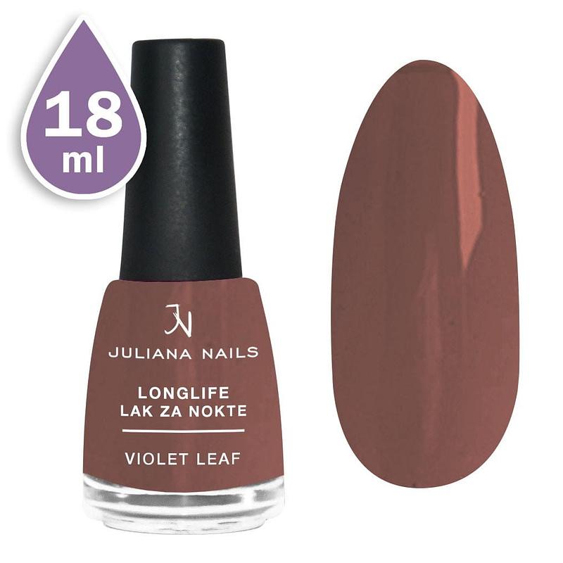 Longlife lak za nokte 18ml - violet leaf