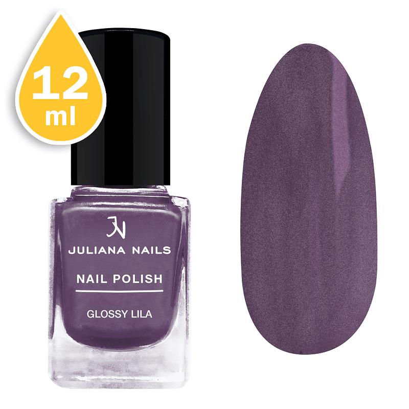 Lak za nokte Juliana Nails 12ml - glossy lila