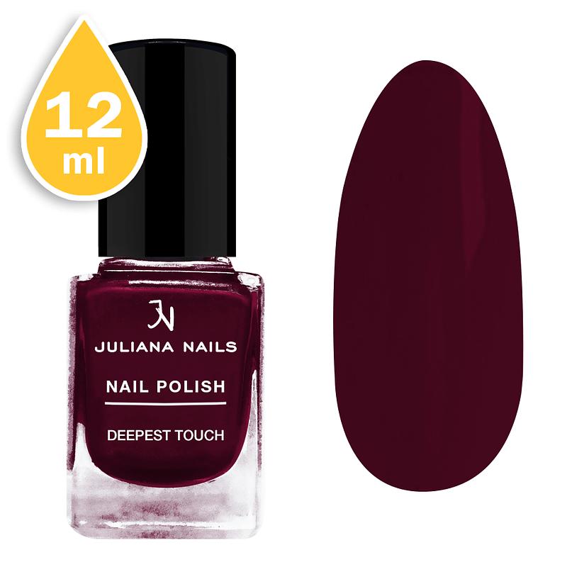 Lak za nokte Juliana Nails 12ml - deepest touch