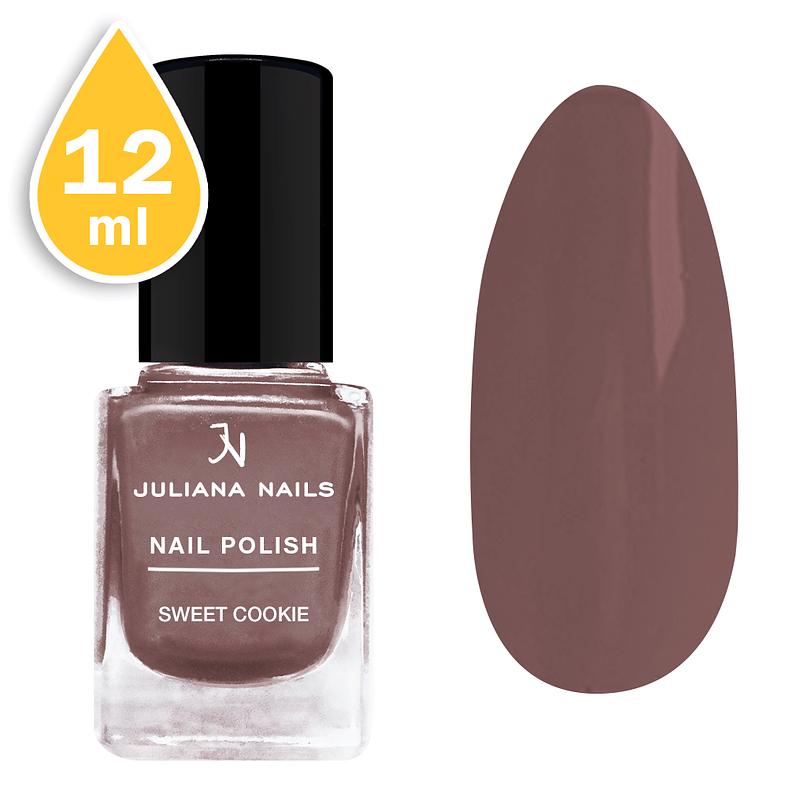 Lak za nokte Juliana Nails 12ml - sweet cookie
