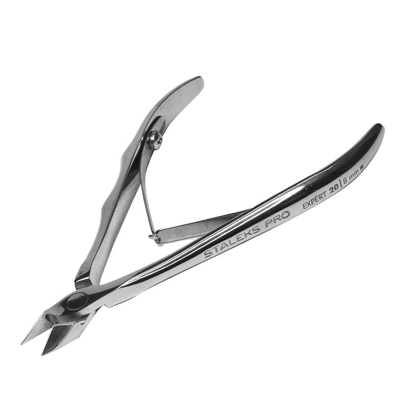 Profesionalna kliješta za kutikulu 8 mm - ergonomska