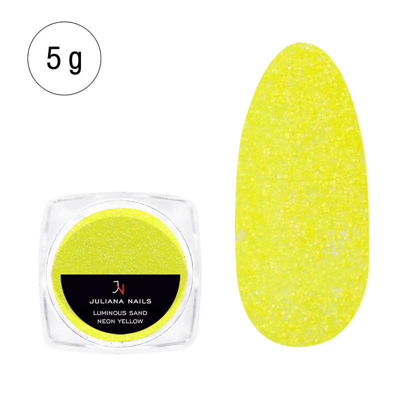 Luminous Sand - Neon Yellow