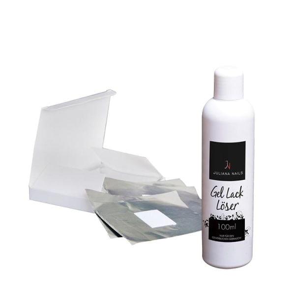Set za odstranjivanje gel laka (trajnog laka)