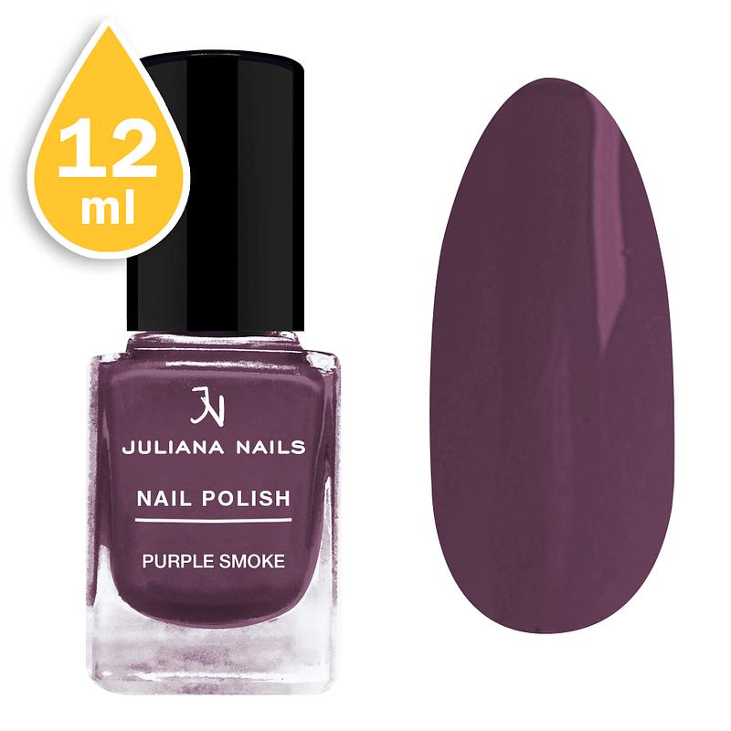 Lak za nokte Juliana Nails 12ml - purple smoke