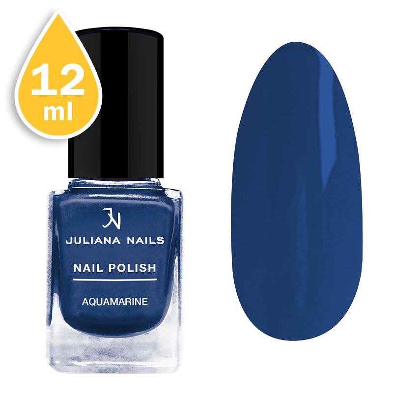 Lak za nokte Juliana Nails 12ml – aquamarine