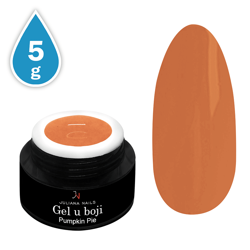 Gel u boji Pumpkin Pie 5g