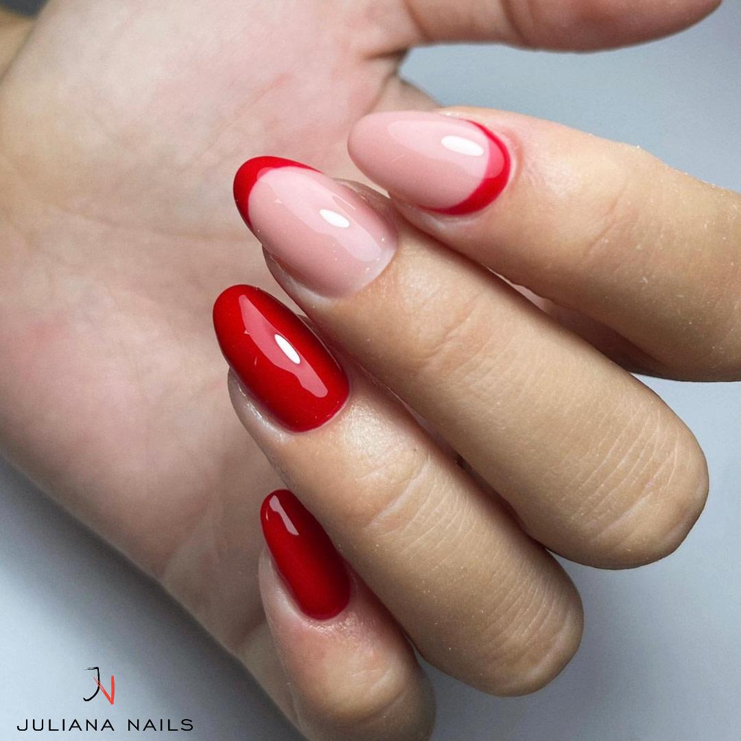 Gel lak (trajni lak) 6ml ferrari crvena