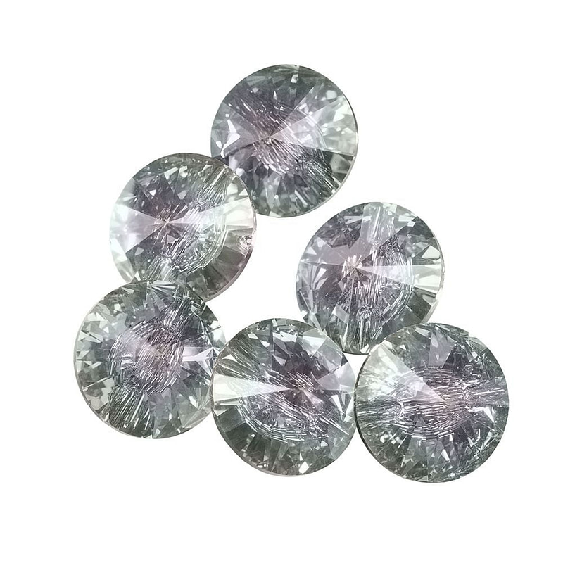 Ukrasni kamenčići Swarovski Efekt Crystal Aurore Boreale ca. 50 kom. (SS12)