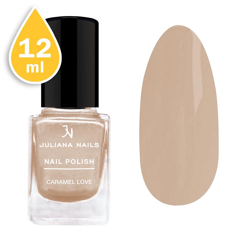 Lak za nokte Juliana Nails 12ml - caramel love