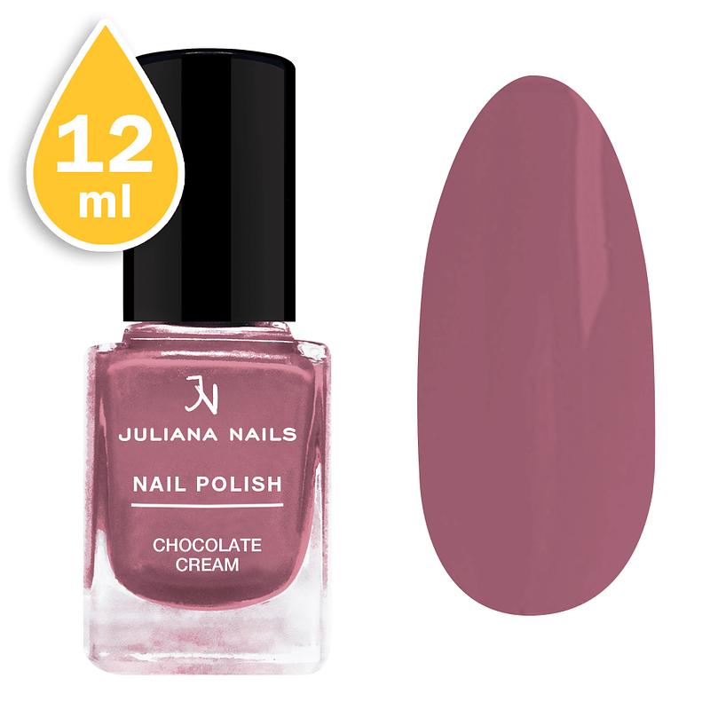 Lak za nokte Juliana Nails 12ml - chocolate cream