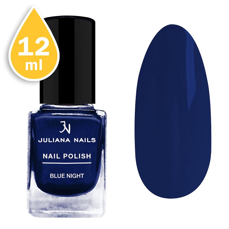 Lak za nokte Juliana Nails 12ml - blue night