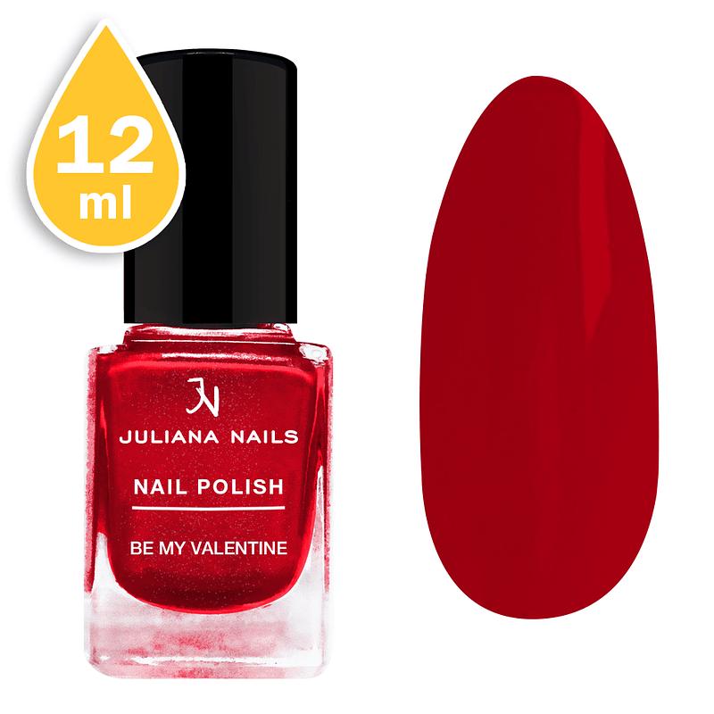 Lak za nokte Juliana Nails 12ml - be my valentine