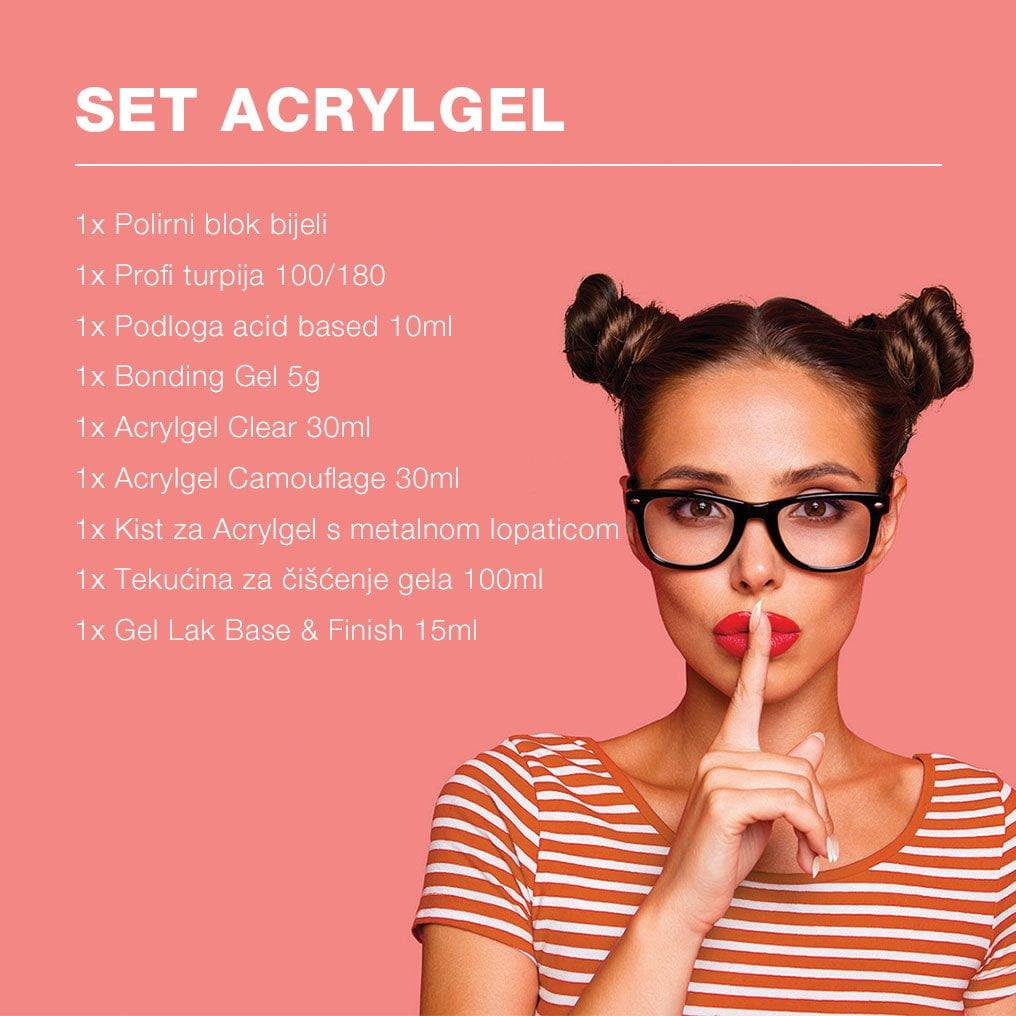 Set Acrylgel