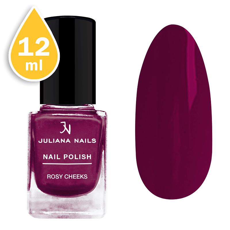 Lak za nokte Juliana Nails 12ml - rosy cheeks