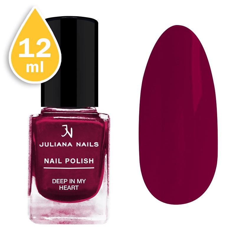 Lak za nokte Juliana Nails 12ml - deep in my heart