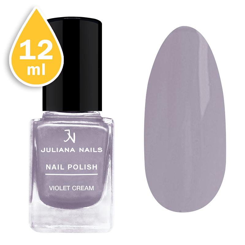 Lak za nokte Juliana Nails 12ml - violet cream