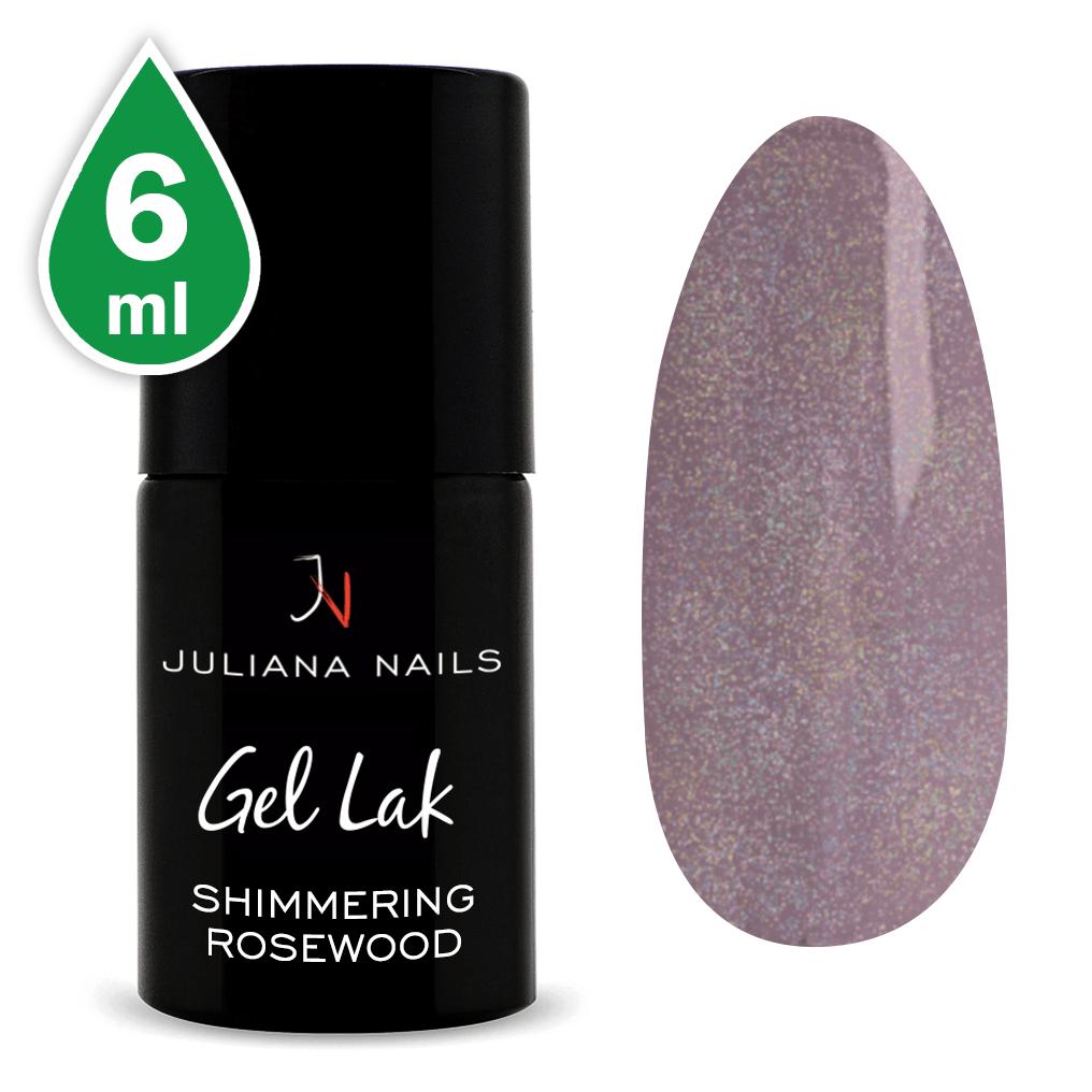 Gel lak (trajni lak) Shimmering Grape 6ml - Juliana Nails