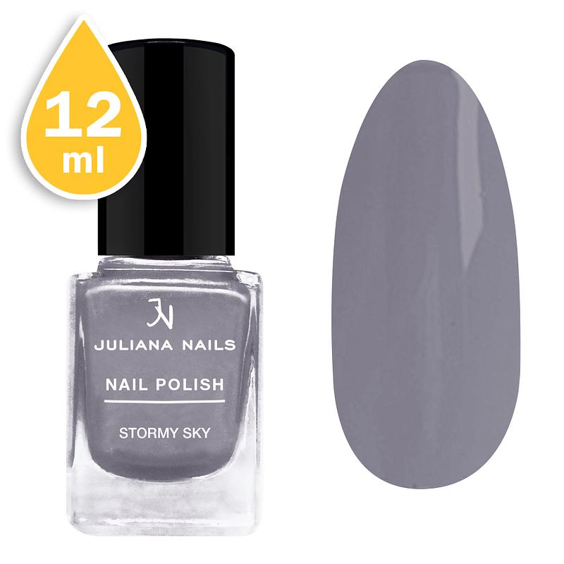 Lak za nokte Juliana Nails 12ml - stormy sky