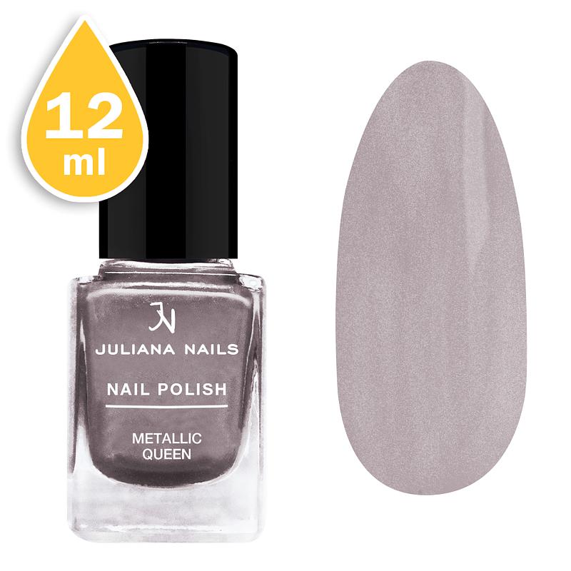 Lak za nokte chrome Juliana Nails 12ml - metallic queen