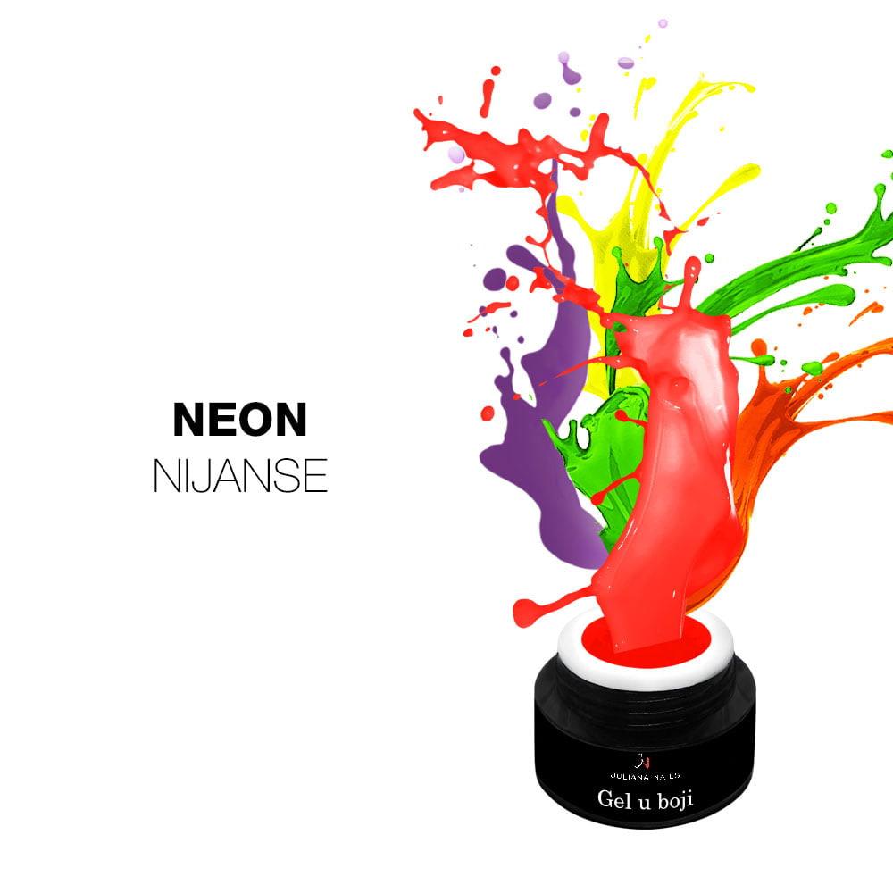 Sve nijanse gelova u boji