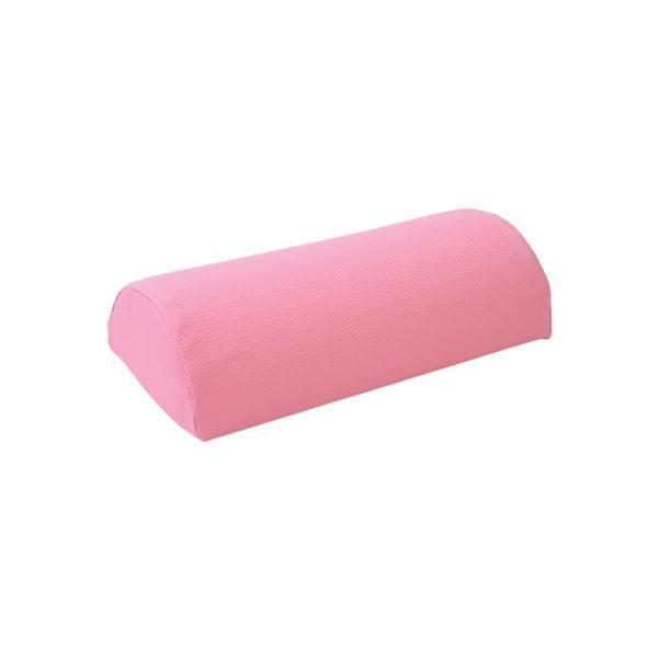 Jastučić od umjetne kože ružičasti