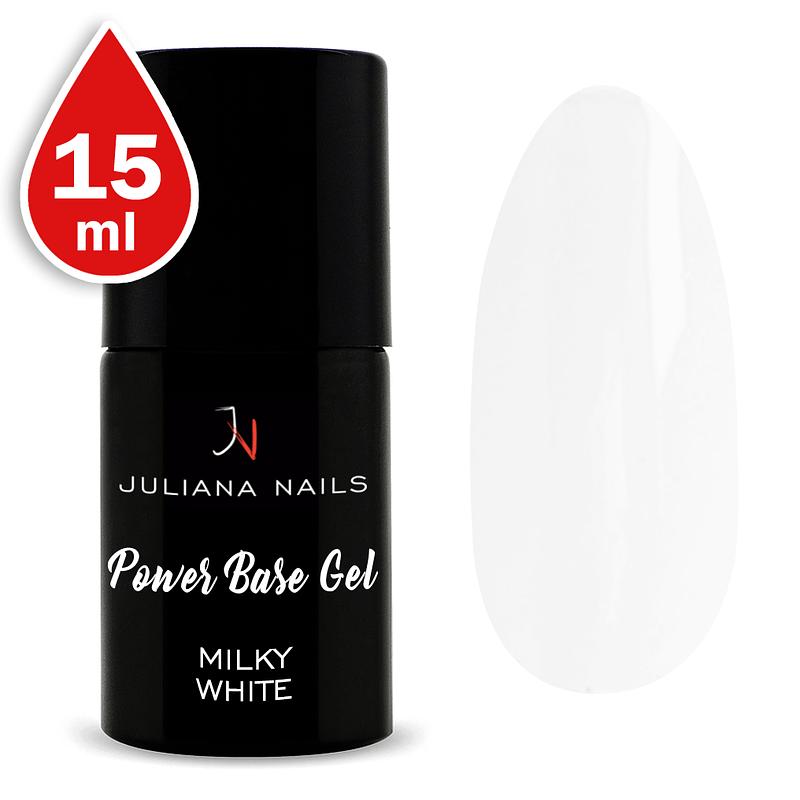 Power Base Gel Milky White 15ml