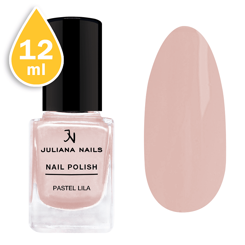 Lak za nokte Juliana Nails 12ml - pastel lila