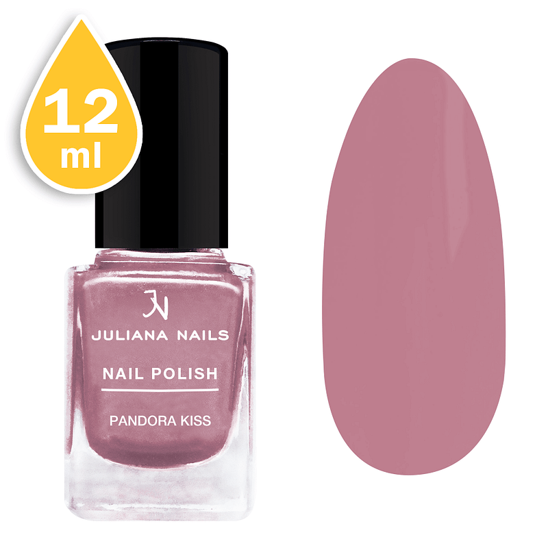 Lak za nokte Juliana Nails 12ml - pandorra kiss