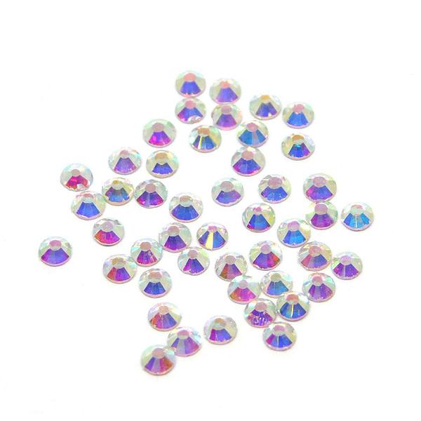 Ukrasni kamenčići Crystal Aurore Boreale ca. 50 kom. (SS10)